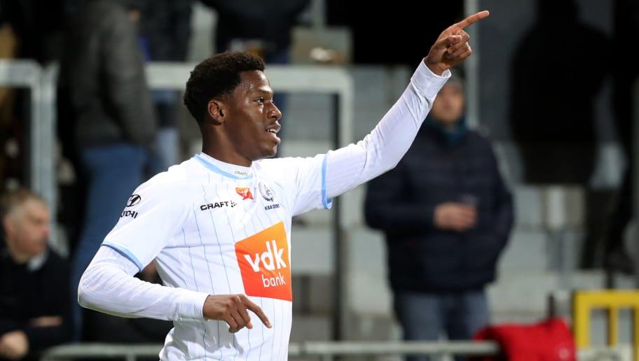 AS Eupen v KAA Gent - Jupiler Pro League
