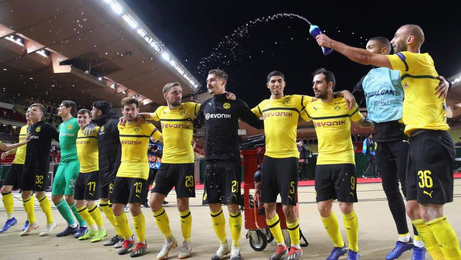 Monaco Dortmund Live Stream