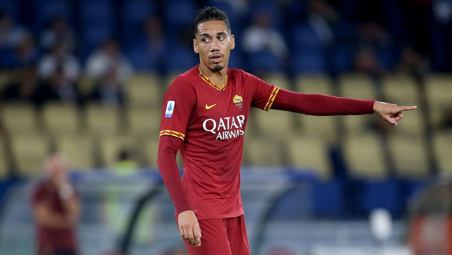 AS Roma Inform Man Utd of Desire to Make Chris Smalling Loan Deal Permanent