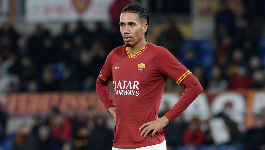 Tottenham 'Contact' Manchester United Over Unlikely Chris Smalling Deal