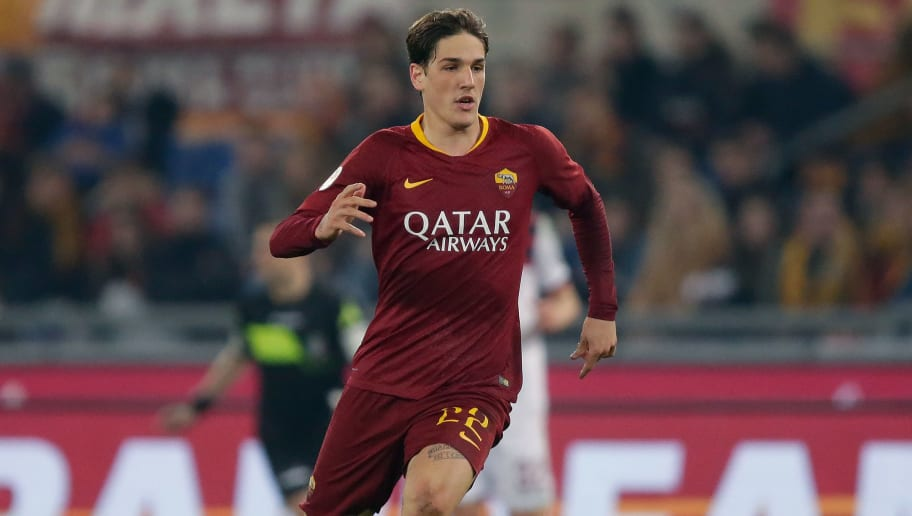 Juventus Steal March in Nicolo Zaniolo Race After Meeting With Agent Before Atleti Humbling