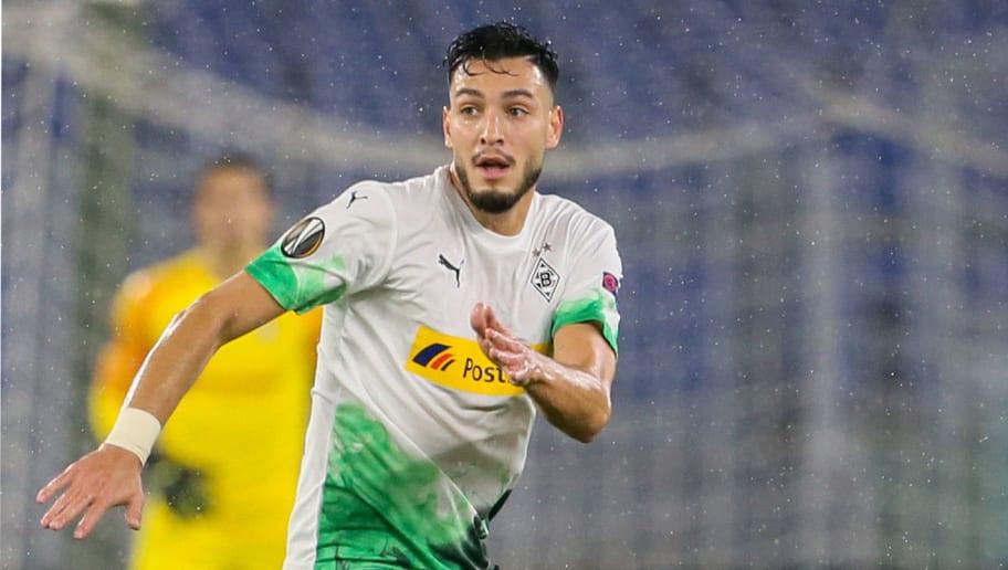 AS Roma v Borussia Moenchengladbach: Group J - UEFA Europa League