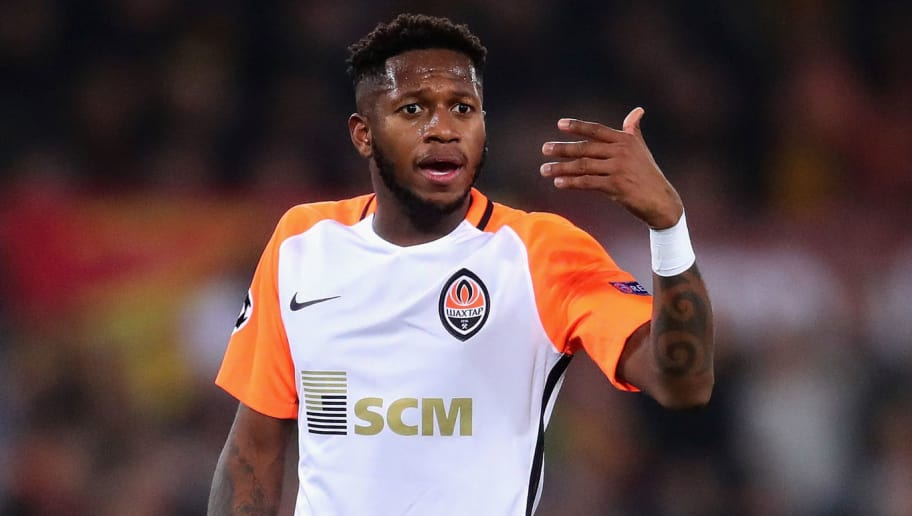 3805575ab Man Utd Officially Finalise Signing of Brazil Midfielder Fred on 5 ...