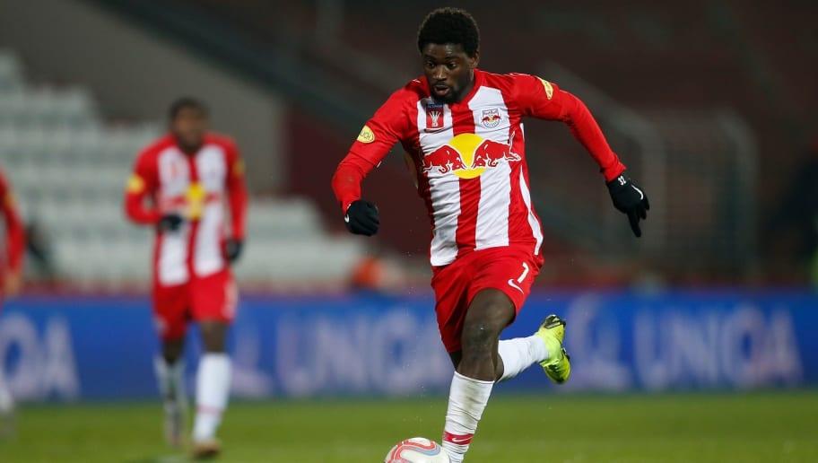 ASK Ebreichsdorf v FC Red Bull Salzburg - Uniqa OeFB Cup