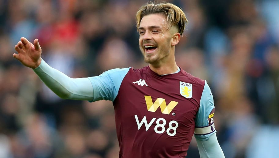 Jack Grealish Open To Complete Manchester United Move