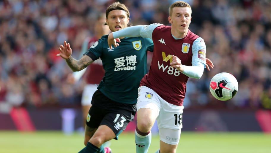 Aston Villa 2-2 Burnley: Report, Ratings & Reaction as Spoils are Shared at  Villa Park | 90min