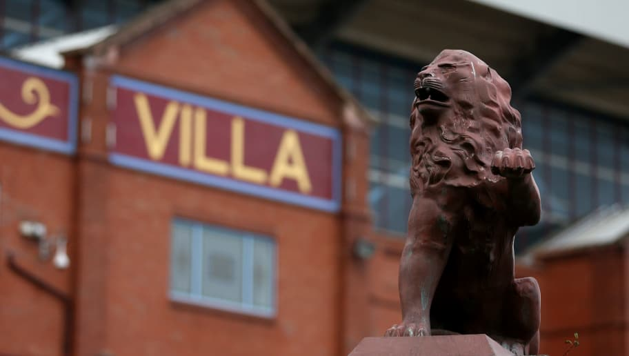 BIRMINGHAM, ENGLAND - NOVEMBER 26: A general view of the outside of the ground prior to the Sky Bet Championship match between Aston Villa and Cardiff City at Villa Park on November 26, 2016 in Birmingham, England. (Photo by Dave Thompson/Getty Images)