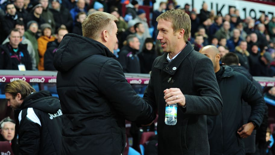 Dean Smith,Graham Potter