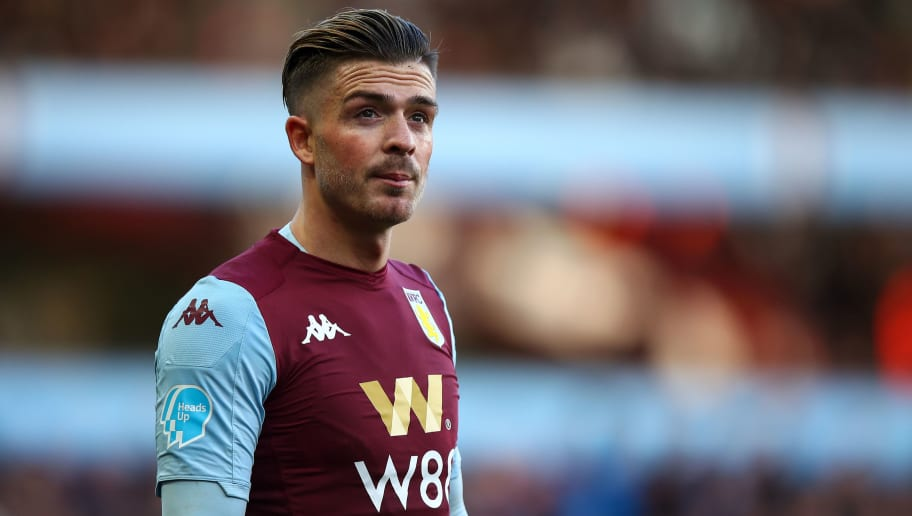 Former Teammate Calls Jack Grealish 'Too Good' for Summer Move to Manchester United