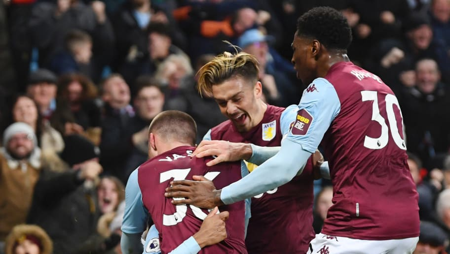 Ezri Konsa Ngoyo,Jack Grealish,Indiana Vassilev,Kortney Hause