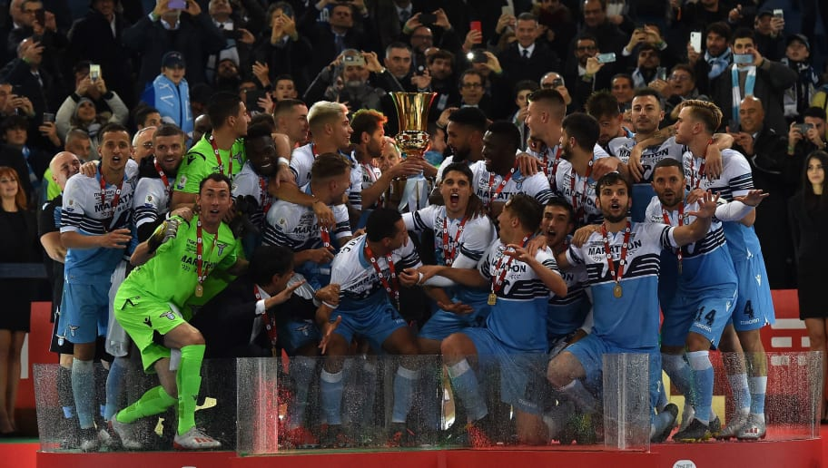 Atalanta BC v SS Lazio - TIM Cup Final