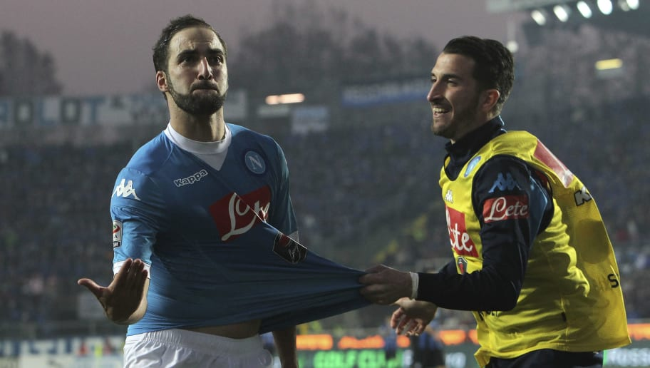 Dispelling the Myth: Gonzalo Higuain's Unstoppable Rise in Italy & Why He's Not a Bottler
