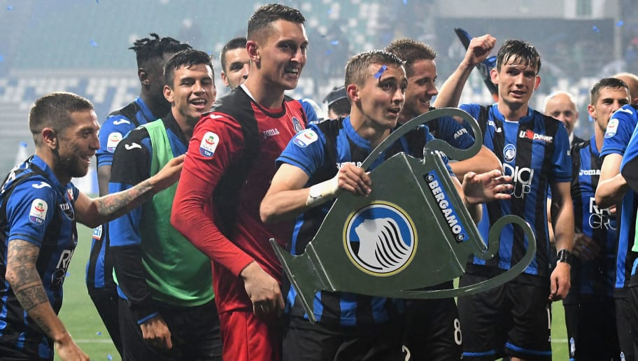 Atalanta Why La Dea Could Be The Surprise Package In This Season S Champions League 90min