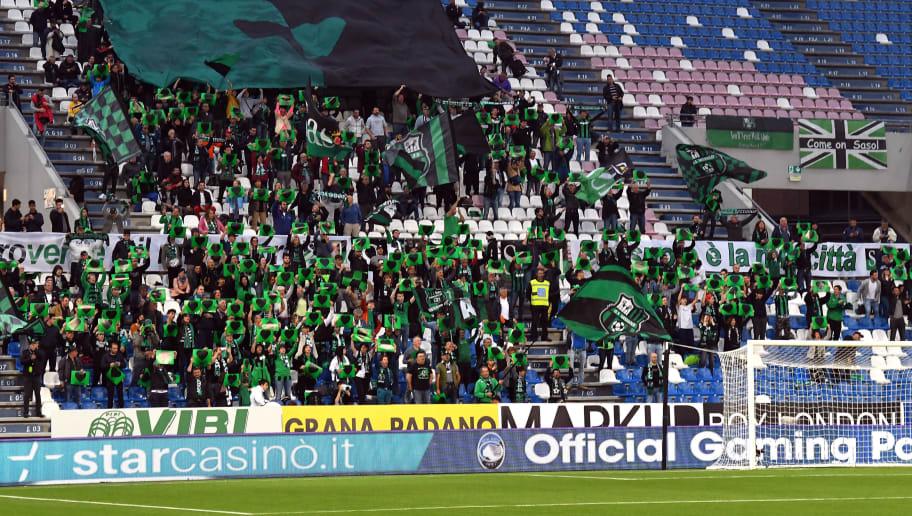 US Sassuolo fans