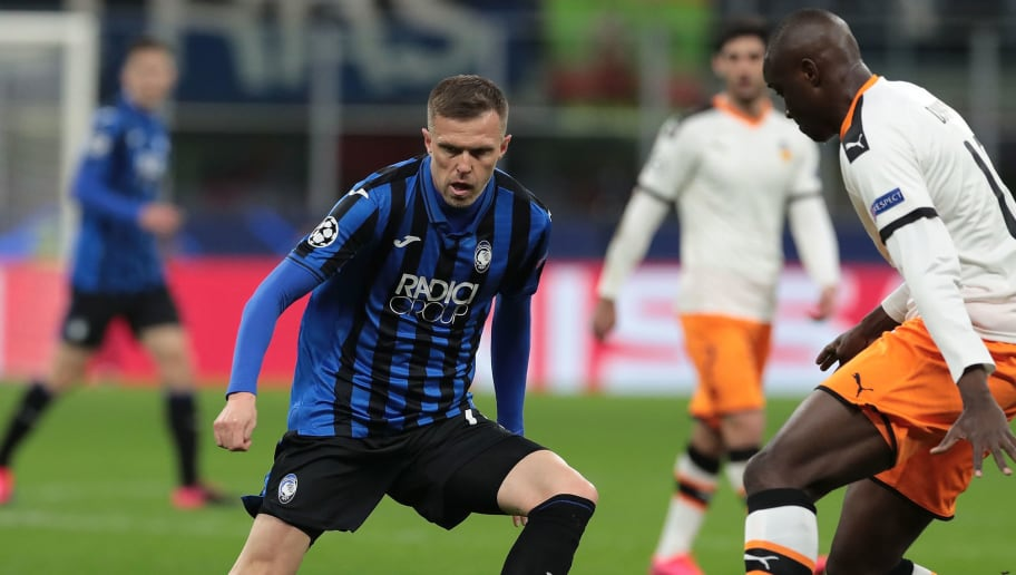 Josip Ilicic,Mouctar Diakhaby