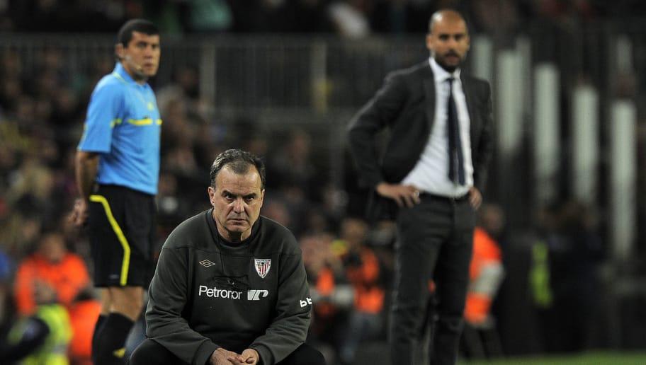 El día que Pep Guardiola reconoció que Bielsa sabía más del FC ...