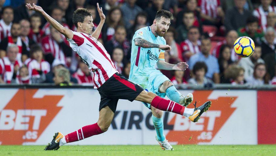 Lionel Messi,Ander Iturraspe
