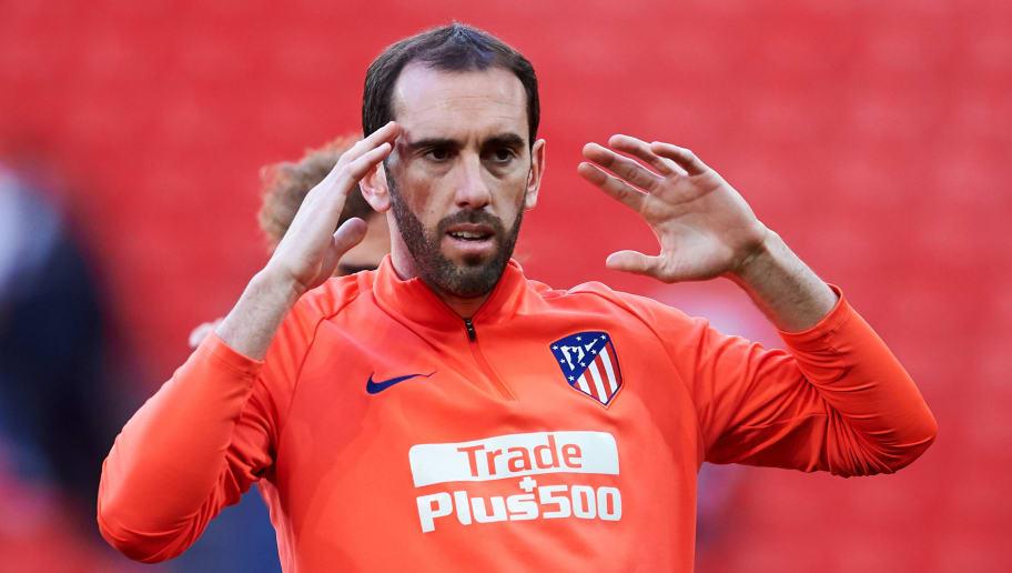 El Video Homenaje Que Le Preparo El Atletico De Madrid A Godin 90min