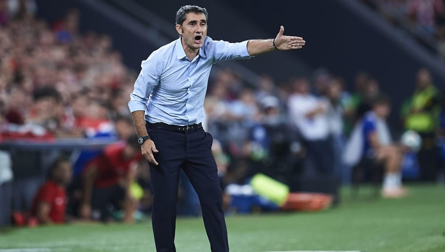 Ernesto Valverde Hits Out at Media Speculation After Benching Ivan Rakitic (Again)for Osasuna Loss