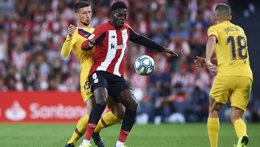 Inaki Williams,Clement Lenglet