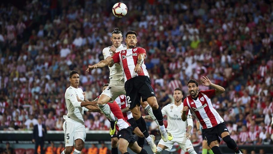 Real Madrid Vs Athletic Bilbao Jadwal Laga Stasiun Tv Dan Info Skuat 90min