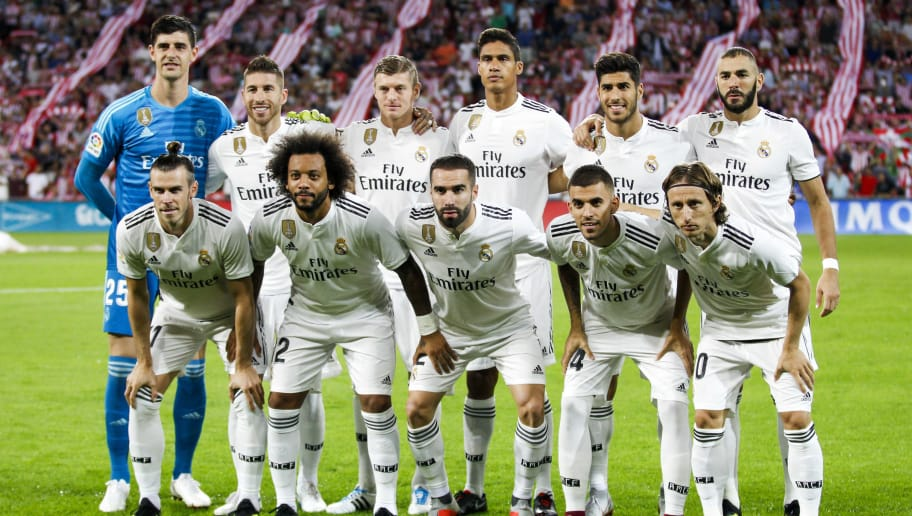 3bb83f34d Picking the Best Potential Real Madrid Lineup to Face Espanyol in La ...