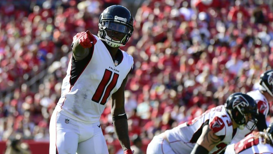 Antonio Brown Trade Could Screw Falcons In Julio Jones