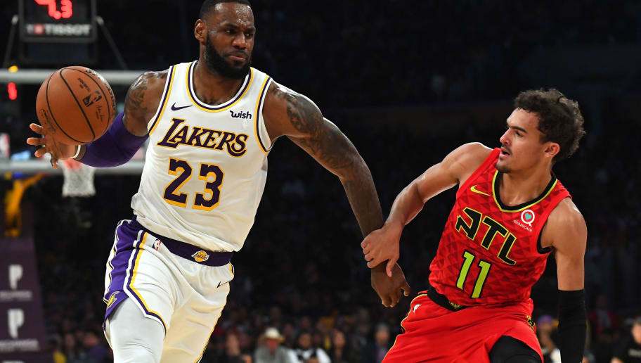 6bb9c868914 Lakers vs Hawks Basketball Betting Lines