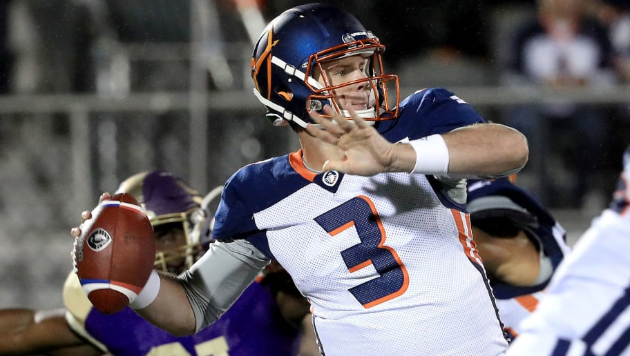 Aaf Betting Lines Spreads And Odds For Week 3 Theduel