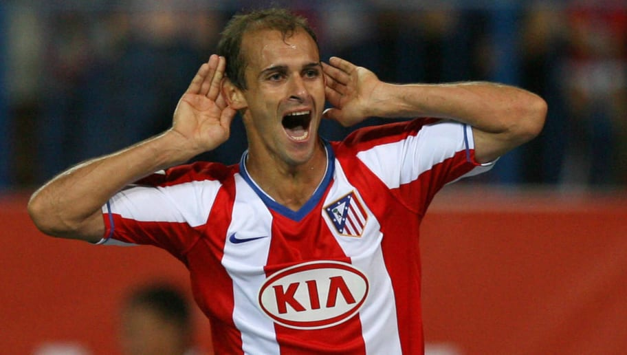 Atletico de Madrid's Spanish defender Ma