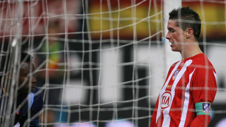 Atletico de Madrid's Spanish forward Fer