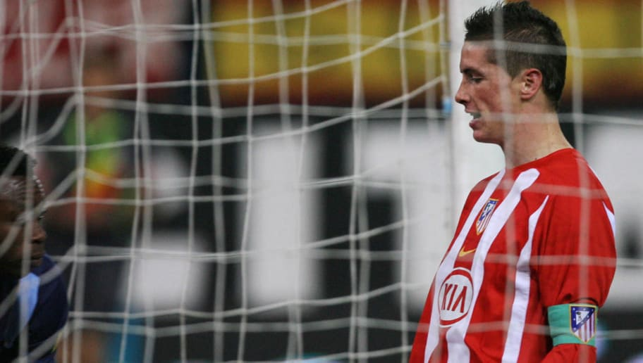 Atletico de Madrid's Spanish forward Fer