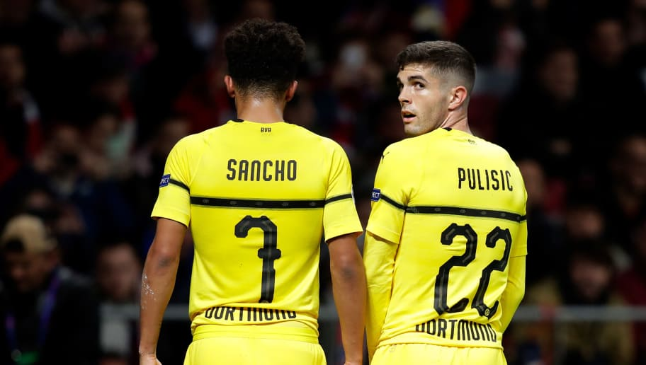 9474a62c9fc73 Jadon Sancho s Meteoric Rise at Dortmund Set to Continue at the ...