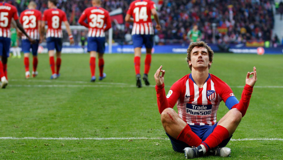Picking The Best Potential Atletico Madrid Lineup To Face Real Valladolid In La Liga On Saturday 90min
