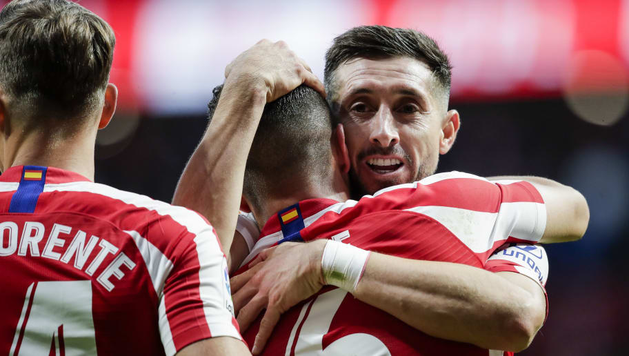 Hector Herrera Admits He Questions His Decision to Move to Atletico Madrid