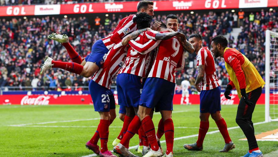 Резултат с изображение за atletico madrid