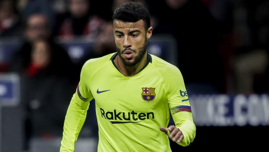 Barcelona Confirm Rafinha Sidelined for 6 Months After Undergoing ...