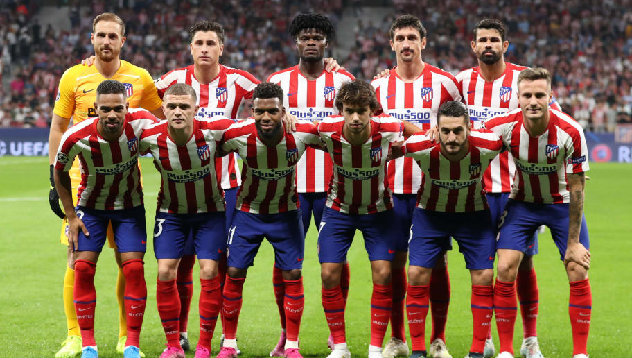 Atletico Madrid v Juventus: Group D - UEFA Champions League