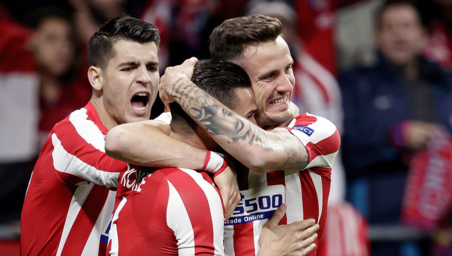 Liverpool Finally Look Vulnerable as Diego Simeone Turns Back the Clock for Vintage Atleti Display