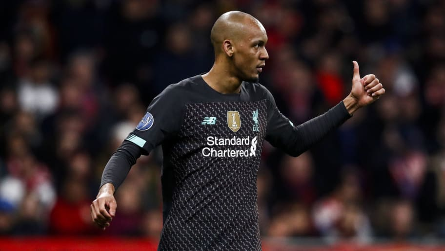 Fabinho Insists 'Nothing is Guaranteed' Despite Liverpool's Hefty Lead at the Premier League Summit