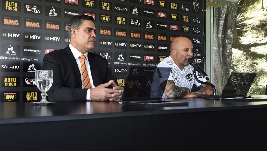 Sergio Sette Camara,Jorge Sampaoli