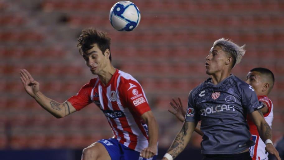 Oscar Macias,Cristian Calderon