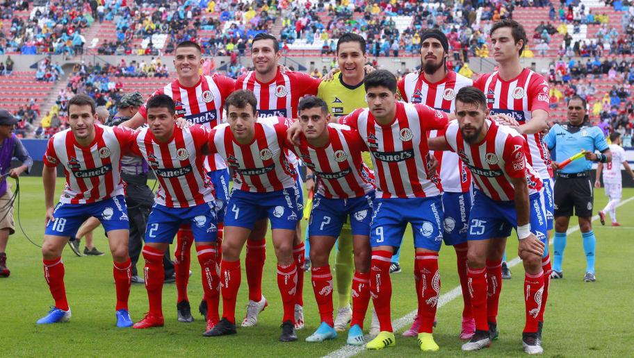 Atletico San Luis v Tijuana - Torneo Apertura 2019 Liga MX