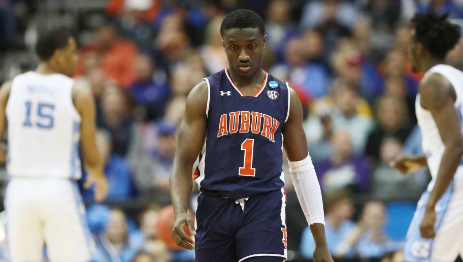 Jared Harper Announces He S Leaving Auburn For The Nba Draft