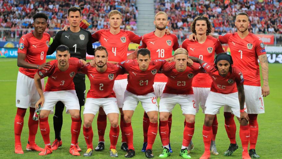 Austria v Slovenia - UEFA Euro 2020 Qualifier