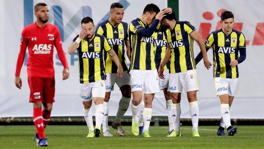AZ Alkmaar v Fenerbahce - Club Friendly