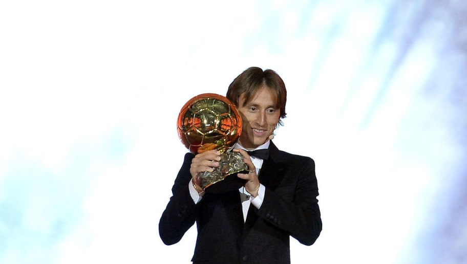 Luka Modric Expected To Receive Big Money Bonus After 2018 Ballon D