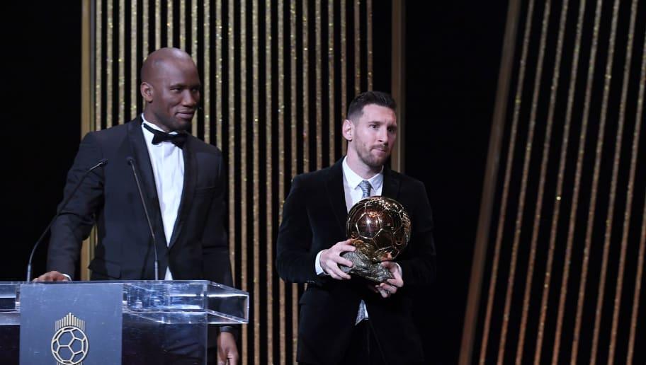 Lionel Messi,Didier Drogba