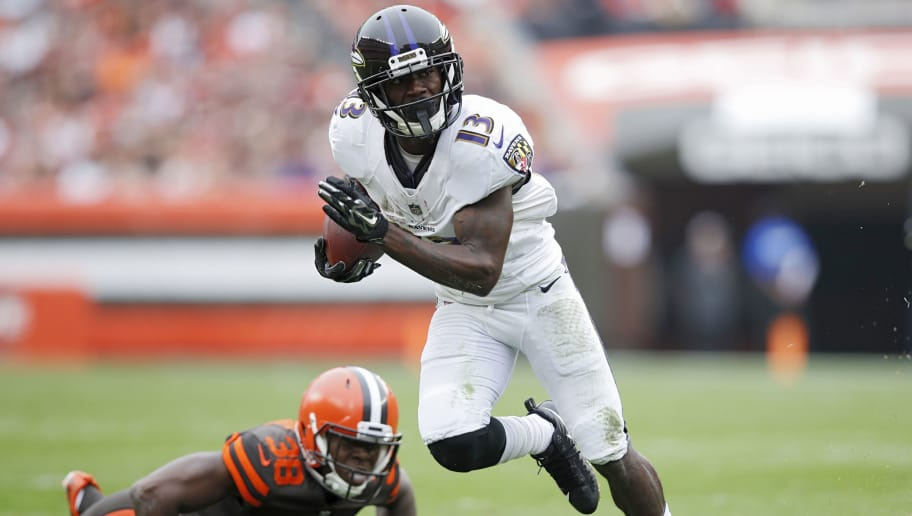 f18715cd Would You Rather: Start John Brown, Michael Crabtree or Willie Snead ...