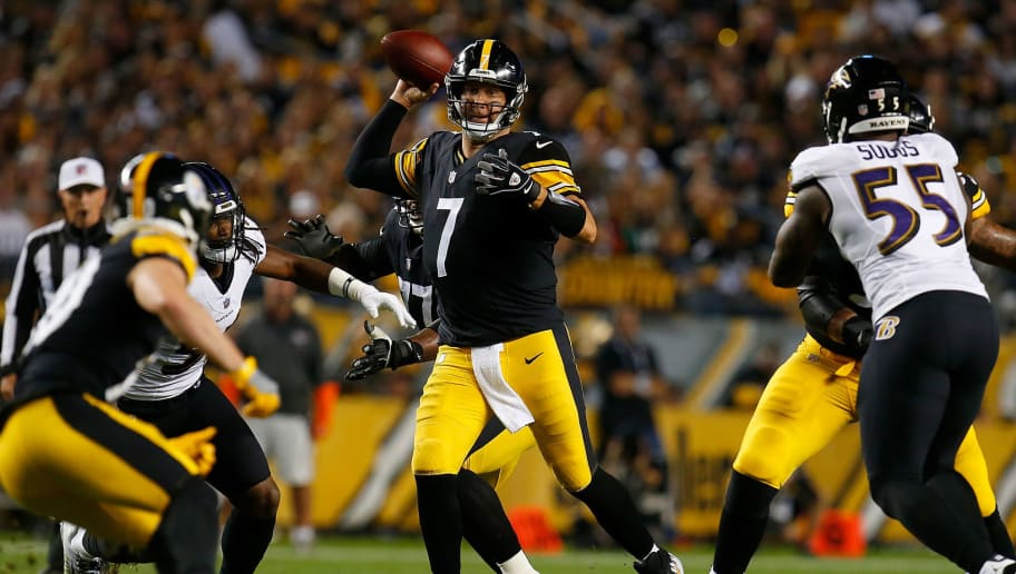 5246ff10edf Ben Roethlisberger Deserves Plenty of Blame for Sunday's Embarrassing Loss